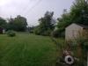 Spacious back yard