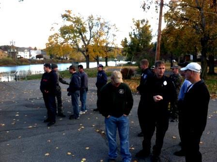 Officer Gathering 10-27-14