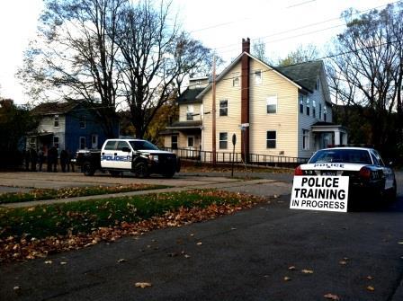Police Training House II 10-26-14