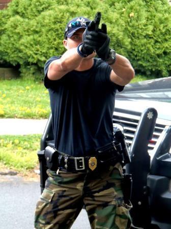 Clearfield Police Host SWAT Training | GantNews.com