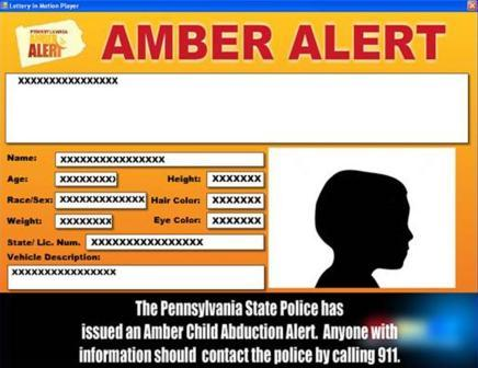 PA Lottery Upgrades Systems to Help Locate Abducted Children