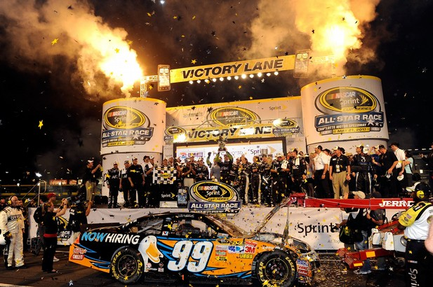 Parks Pit Report NASCAR Sprint All Star Race At Charlotte
