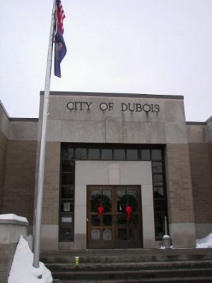 Reitz Theater Tops Discussion at DuBois City Council