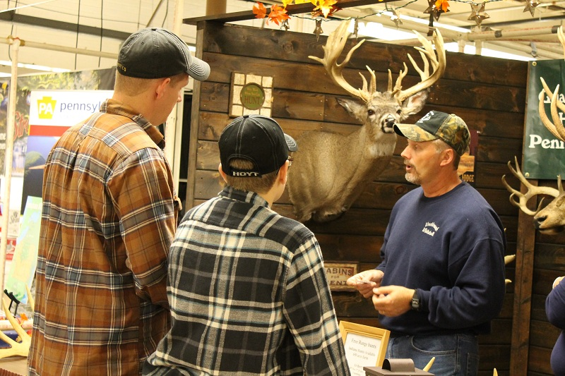 Central PA Outdoor & Sports Show Schedule of Events for Sunday