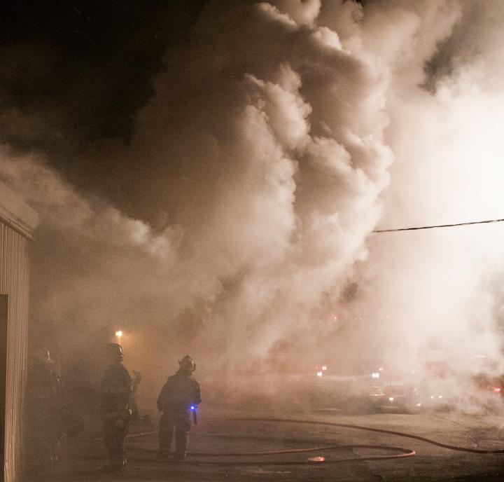 PHOTOS:  Rapid Ways Fire