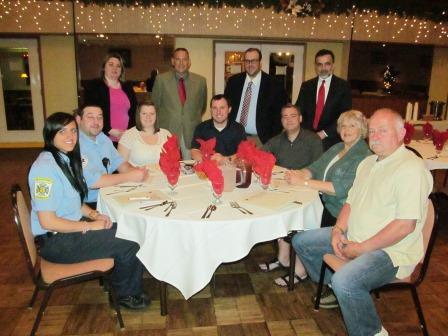 Clearfield Hospital Honors Local Ems Staff Gantnews Com