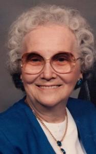 Obituary Notice: Pauline F. Verost (Provided photo)