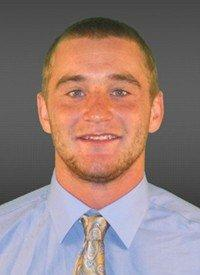 Curwensville grad Jesse Hoover cracked LHU's top 10 in career receptions last week (Photo courtesy LHU Athletic Dept)