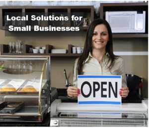 open local solutions for small businesses