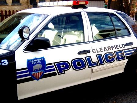 Clearfield Borough Police Issue Warrant List
