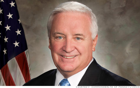 Corbett Signs Additional Child Protection Bills