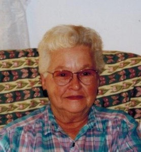 Obituary Notice: Hilda Mabel Condo (Provided photo)