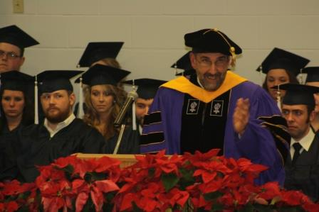 Loeb to Fall Graduates: 'Education is Empowerment'