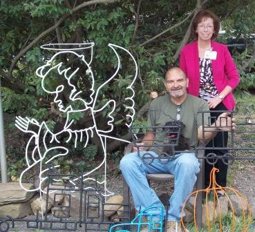 Life After Stroke Awakens a Man's New Passion