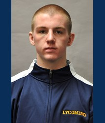 Barger Selected for MAC's Scholar-Athlete Award