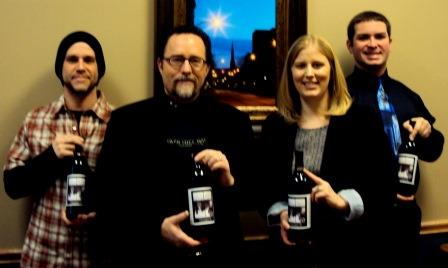 CRC and Starr Hill Winery Unveil Fourth-Edition Wine of Clearfield