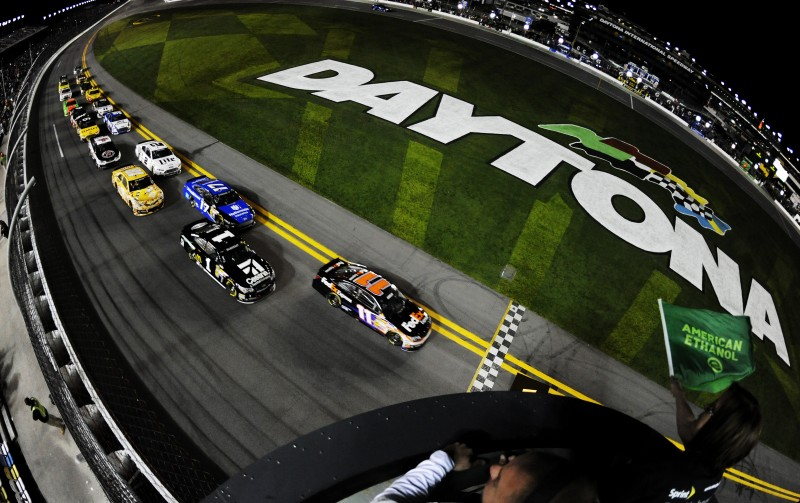 After nearly three months of waiting, the 2014 NASCAR season has gone green.  Speedweeks is here from Daytona.