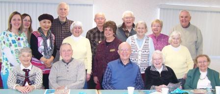 Residents Hear Presentation on Health Care Choices