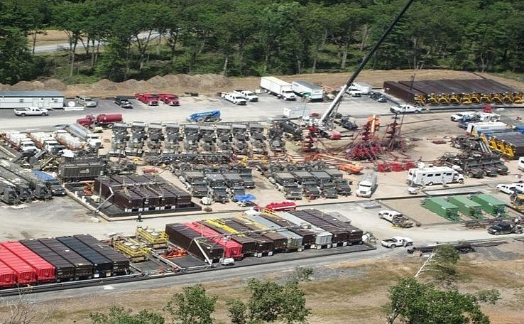Online Tutorial Illustrates Shale-gas Drilling Equipment and Practices