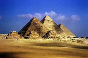 Probing Question: How were the Egyptian Pyramids Built?