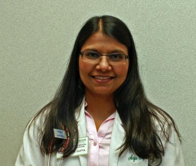 Anju Gupta, M.D., (Provided photo)