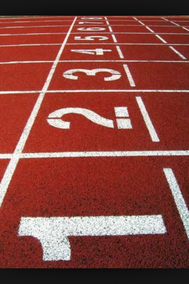 Clearfield Hosts Mountain League Track Championships; Bison Boys and Girls Place Second