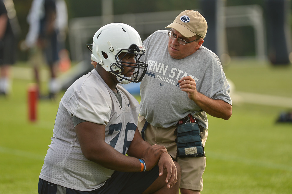 'Spider' Caldwell to Retire after 31 Years on Penn State's Football Staff