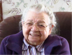 Obituary Notice: Mabel C. (Parks) Shimmel (Provided photo)