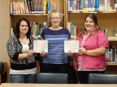 Scholarship Presented to PN Students at CCCTC