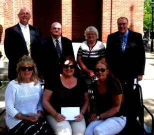 Benches Donated for Downtown Clearfield