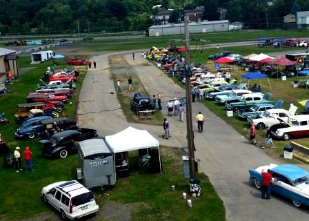 Club Holds 38th Annual Auto Show
