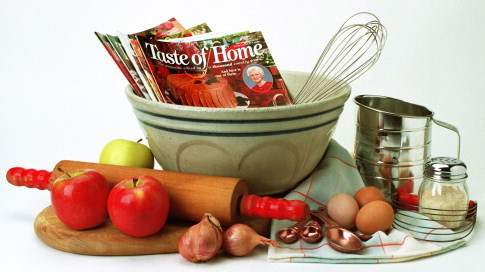 Ticket Order Deadlines Noted for Taste of Home Cooking School
