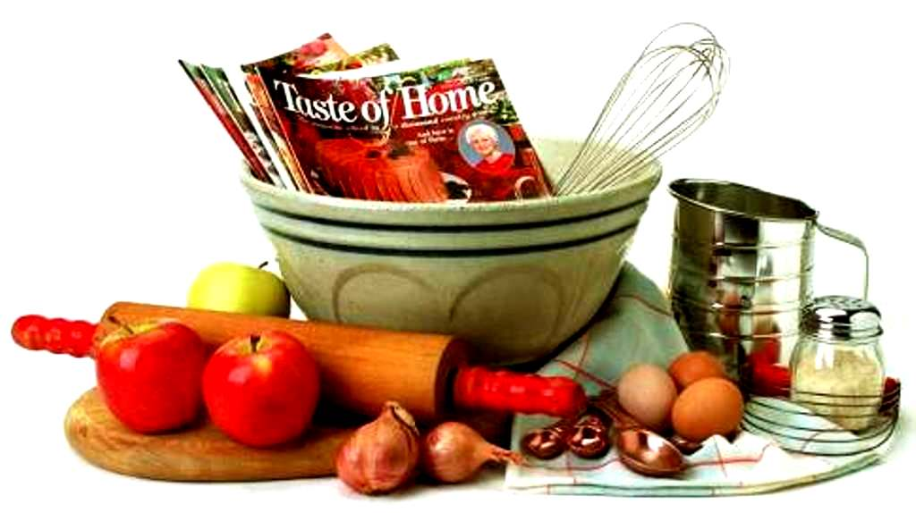 Taste of Home Cooking School Attracting Businesses