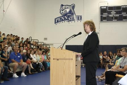 Penn State DuBois Welcomes New Students
