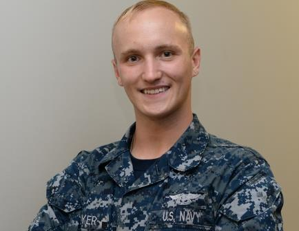 Hillsdale, Pa. Native Serves with Navy Helicopter Maritime Strike Squadron 41