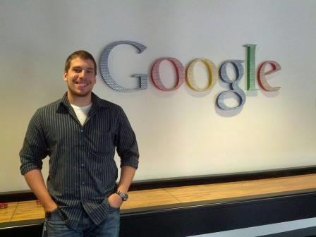 Penn State DuBois IST Grad Launches Career at Google