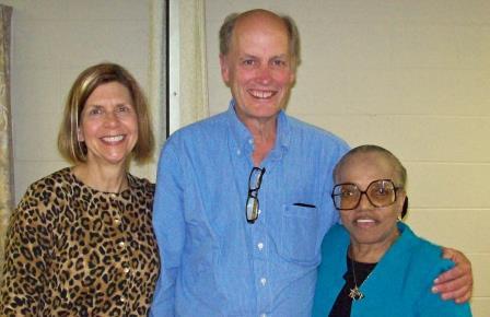 Rice Honored at Historical Society Banquet