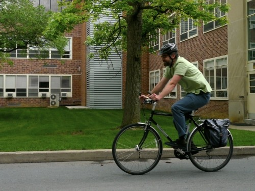 Bike-to-Work Day Will Highlight Campus, Community Efforts