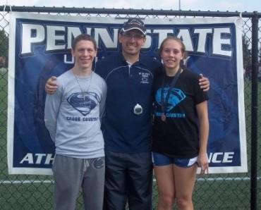 Penn State DuBois Runners Make All Conference Team