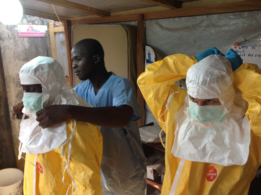 Ebola Outbreak Shows Need for Education in Public Health Preparedness