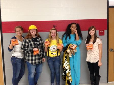 Key Club to Scare Up Some Funds and Fun this Halloween