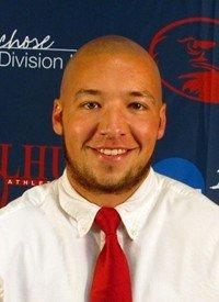 Beau Swales scored his first touchdown of the year for LHU (Photo courtesy LHU Athletic Dept.)