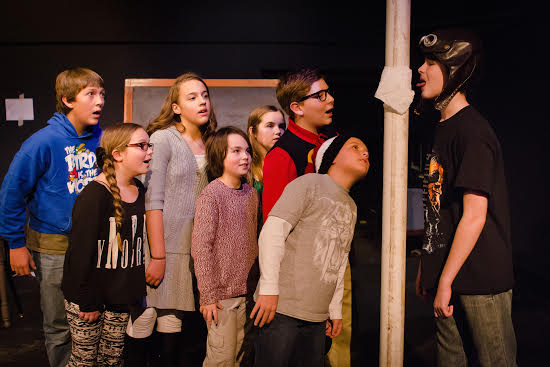 Reitz Theater to Present Iconic Hit, A Christmas Story, Help Toys For Tots