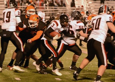 Strong Defense and Tough Field Position No Match For Clearfield in Loss to Somerset