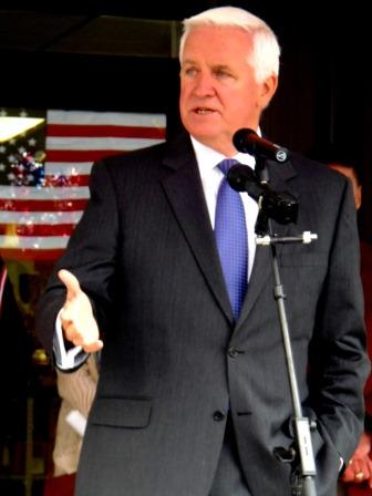 WJAC-TV: Corbett Concedes PA Governor Race