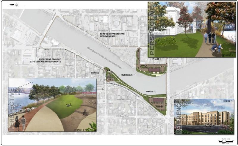 Riverwalks Add Many Benefits to Communities