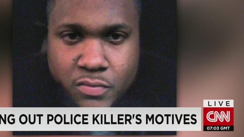 Figuring out N.Y. police killer's motives