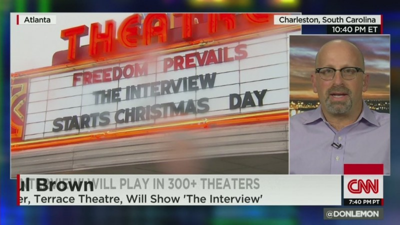 Video: The censorship of the movie didn't seem right'