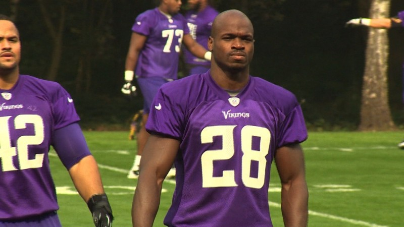NFL star Adrian Peterson's appeal denied