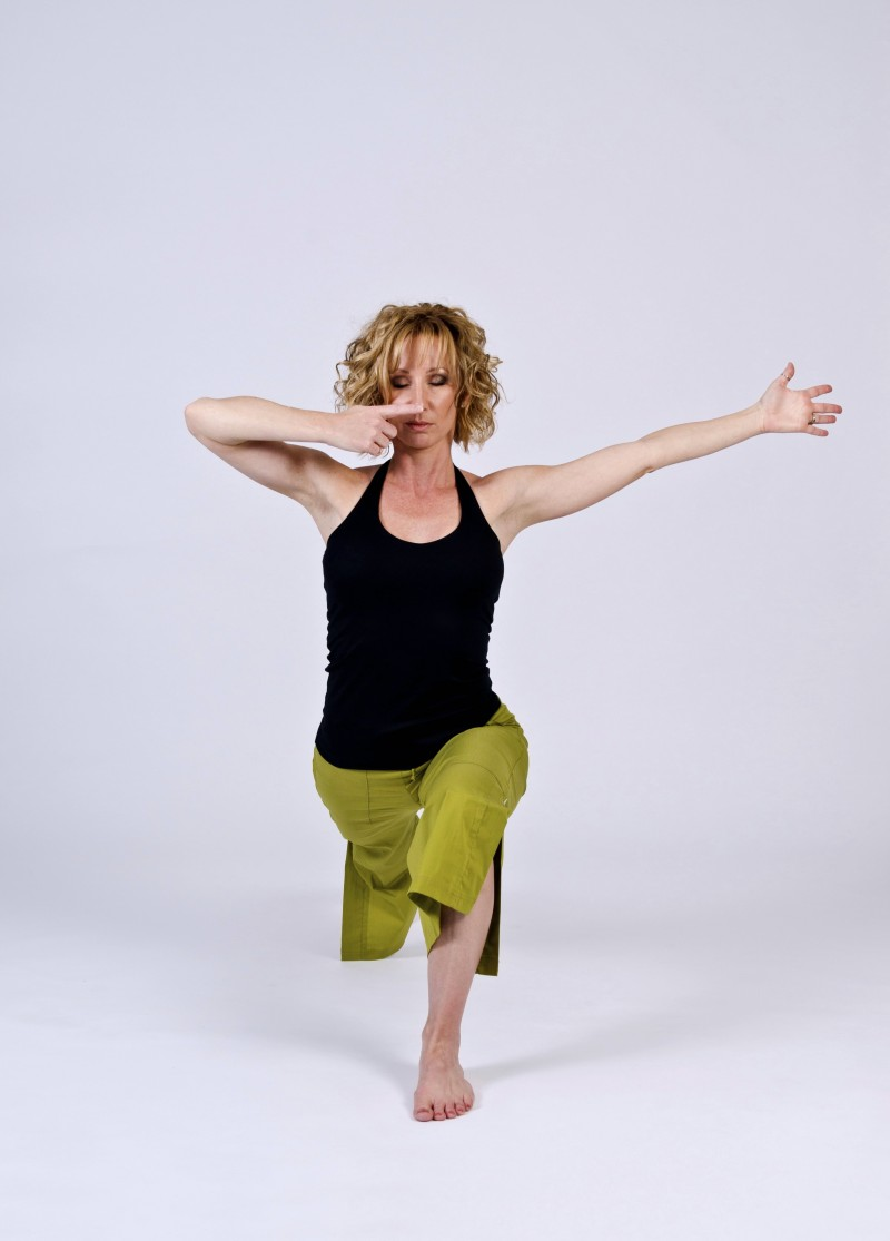 Three yoga tips to stress less this holiday season